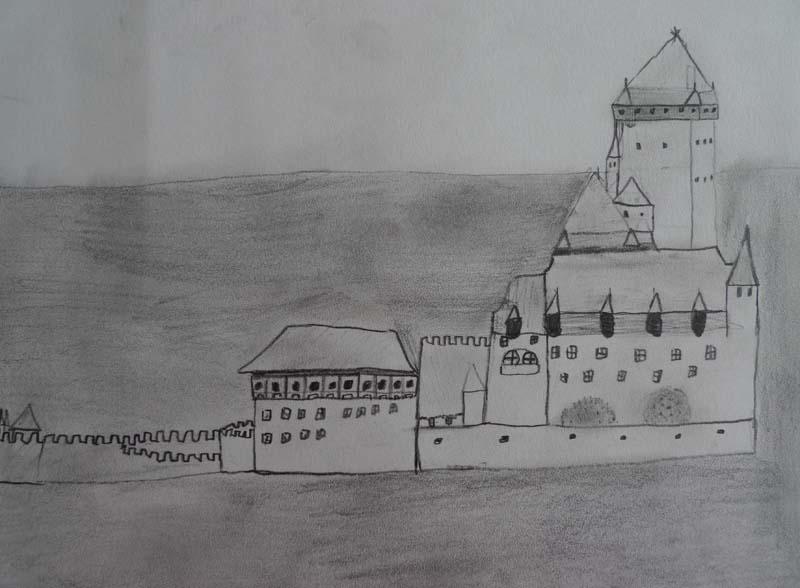 Karlstejn A Prazsky Hrad 4 Trida Bomerova